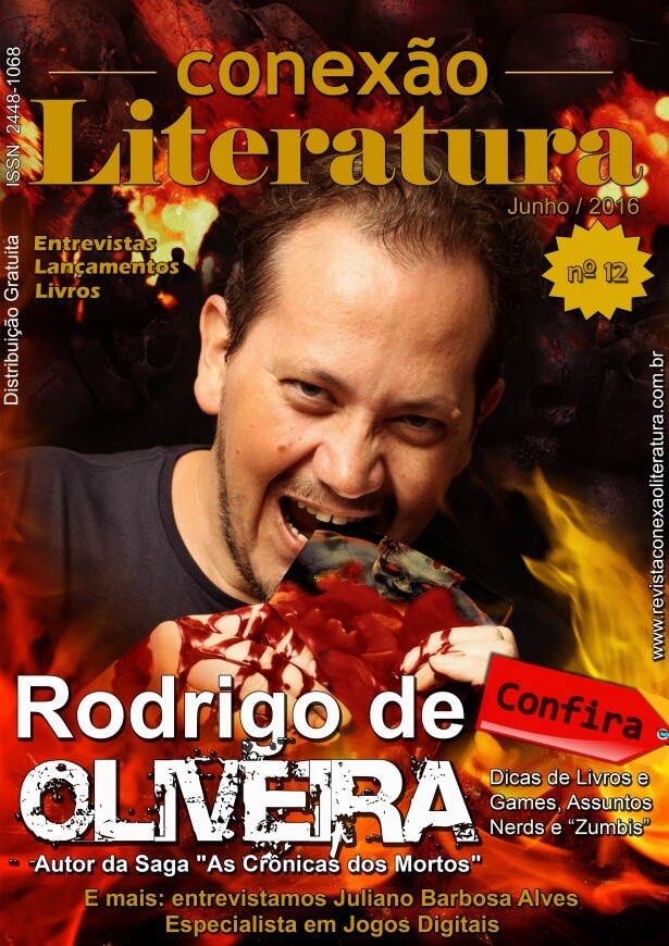 Revista Conexão Literatura, edição nº 12, junho/2016