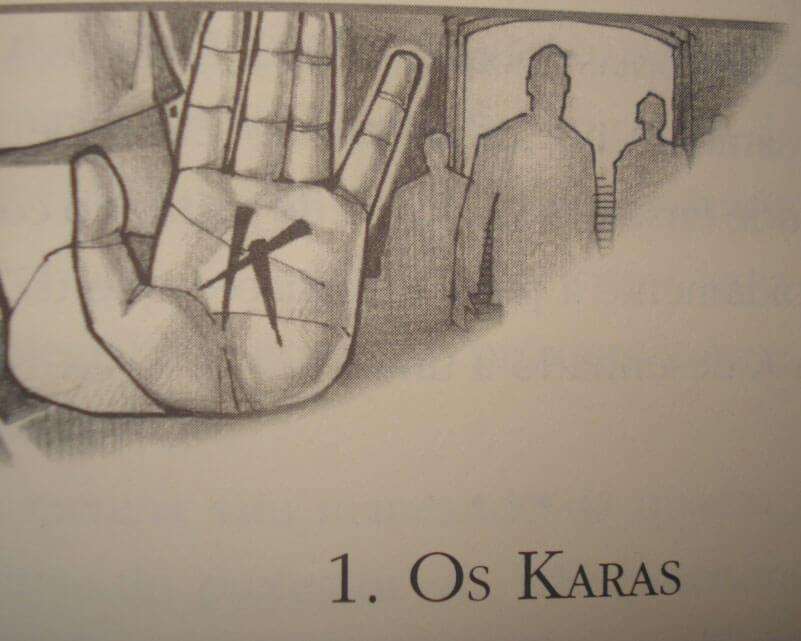 a droga da obediência os Karas