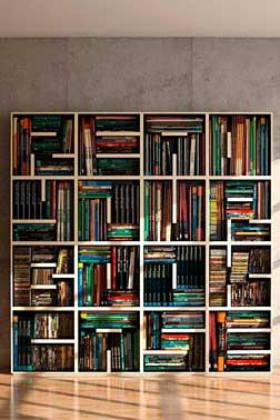 Estante de Livros 5
