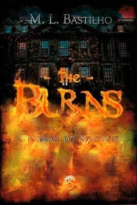 the burns chamas de sangue