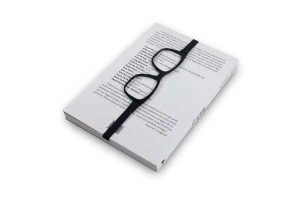marcador de pagina oculos